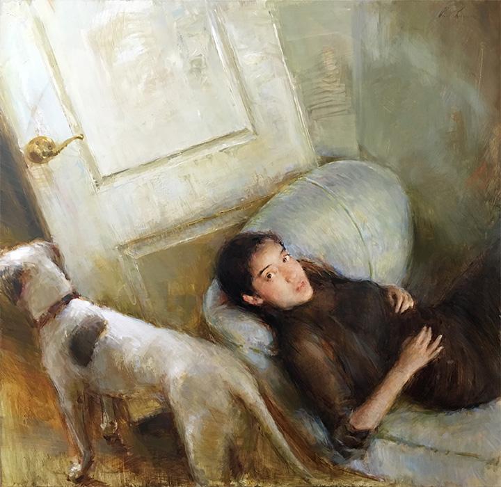 The Marshall Gallery, Scottsdale, AZ — Olga Krimon Fine Art