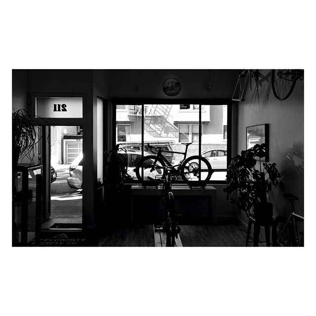 Today is the last day at City+County Bicycle Co. and I feel great about it. I'm closing for the last time as I post this.  I'm humbled by the kind words and messages that have been sent my way in the last month since announcing the closure. I'm grateful that I have been able to meet so many great people, build their bikes, and ultimately, make them stoked to get outside on them.  Tomorrow is a little bbq session as a thank you to all of you. If you can make it by, come have a hot dog and beer, I'd love to say thanks in person. If you can't make it, no worries, I'll hopefully see you out on the road going forward.  Jon Stynes
