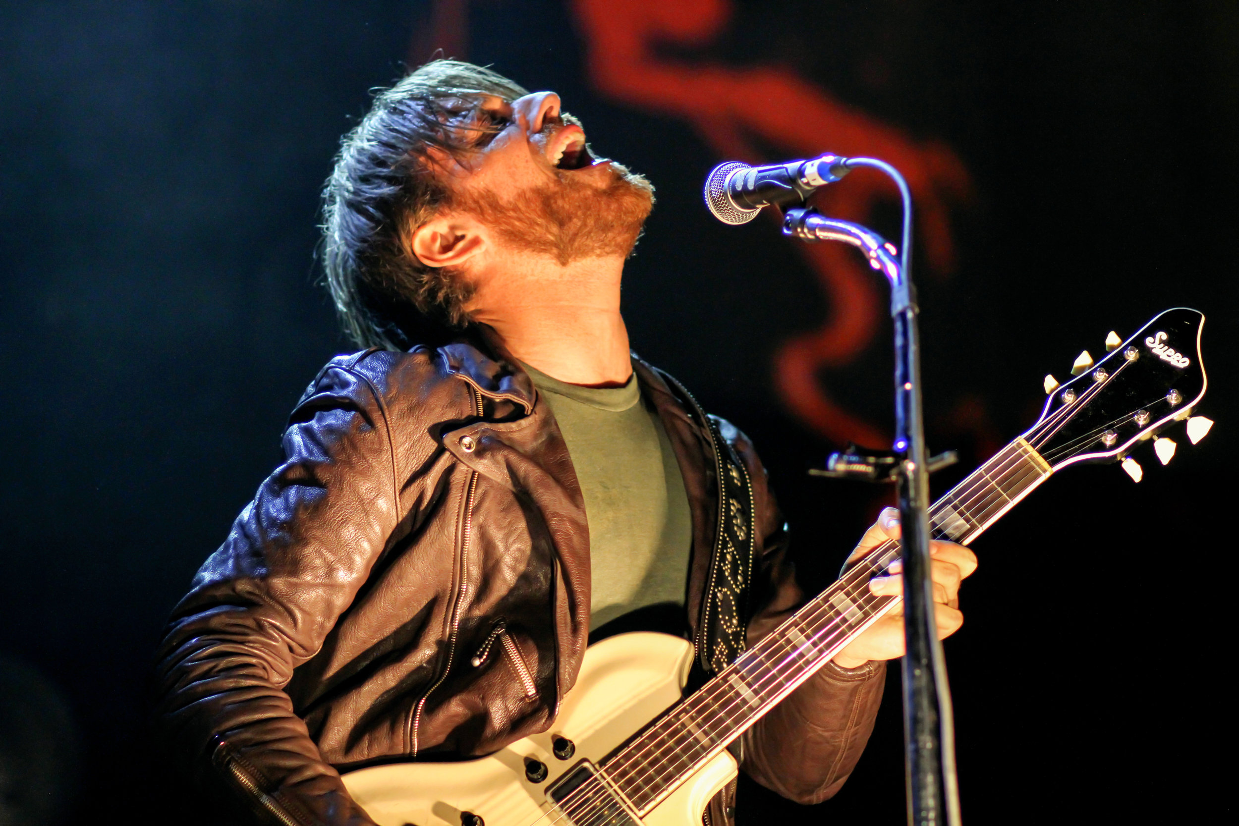 Dan Auerbach/The Black Keys - 2012