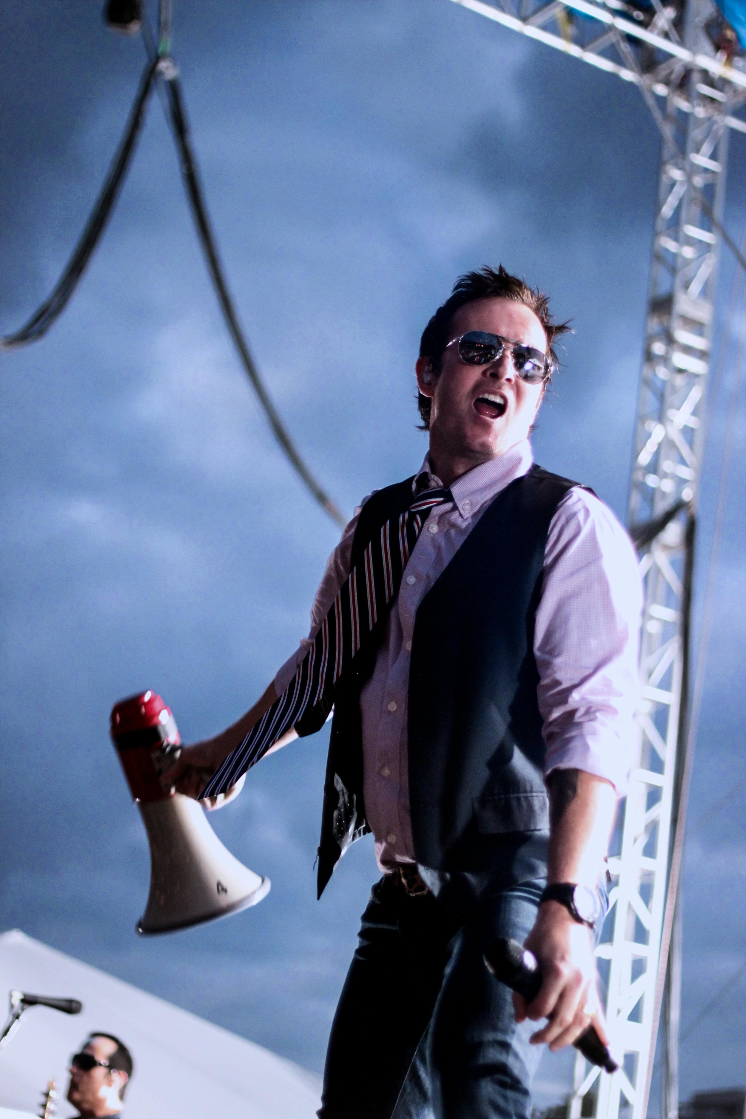 Scott Weiland/Stone Temple Pilots - 2011