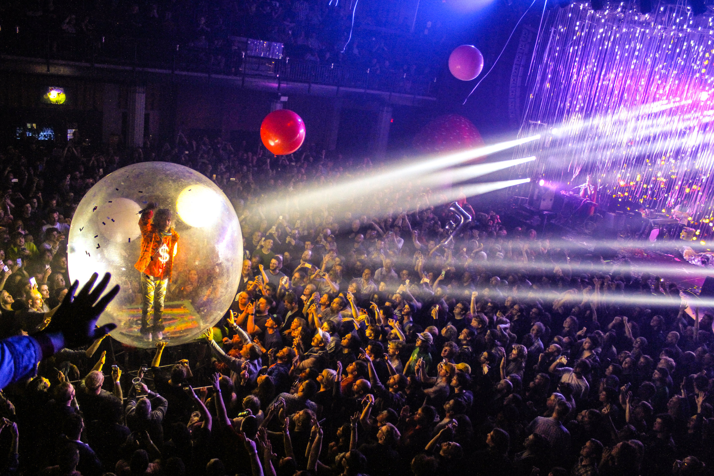 The Flaming Lips - 2016