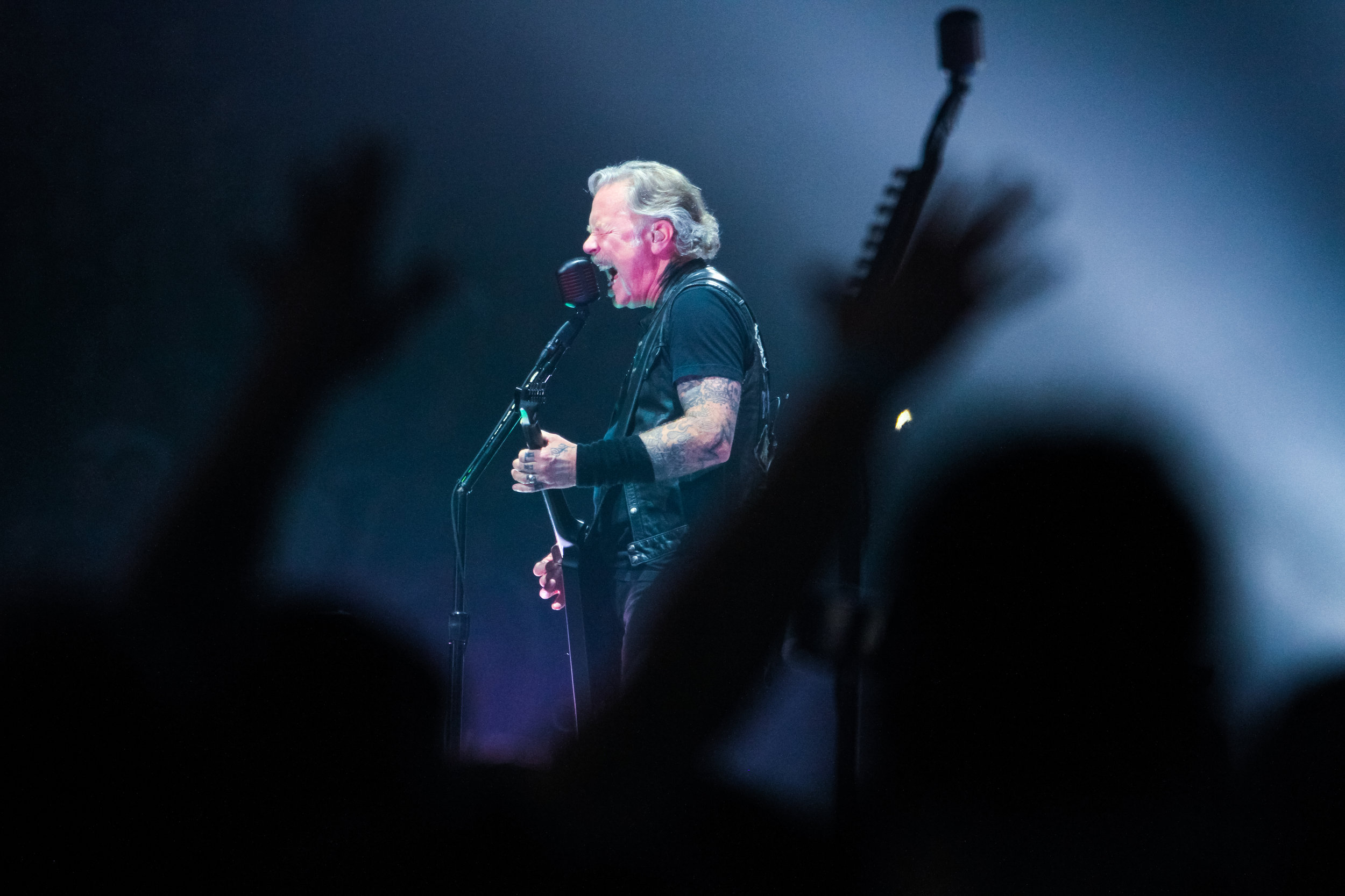 James Hetfield/Metallica - 2019
