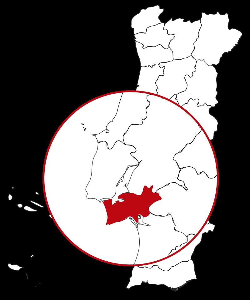 - About the Setúbal Peninsula and the Arrábida Mountain