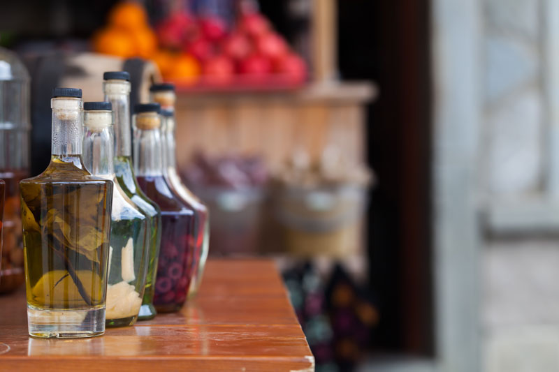 JAMS AND LIQUORS WORKSHOP IN THE ALGARVE -
