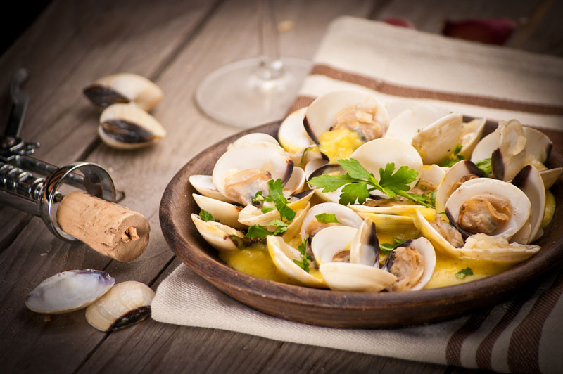ALGARVE TASTES FROM THE SEA -