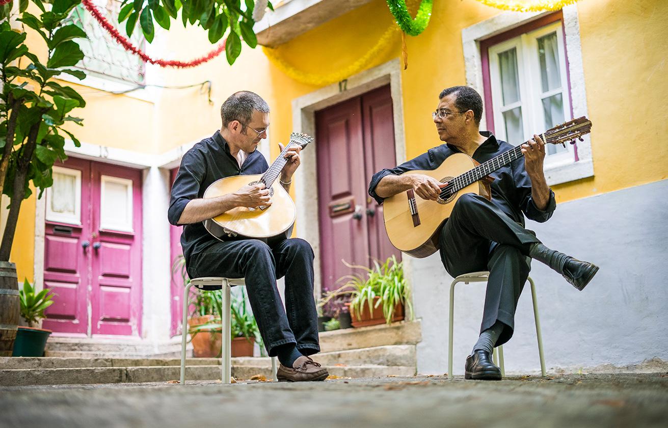Old Neighborhoods & Fado (Alfama/Bairro Alto/Mouraria) -