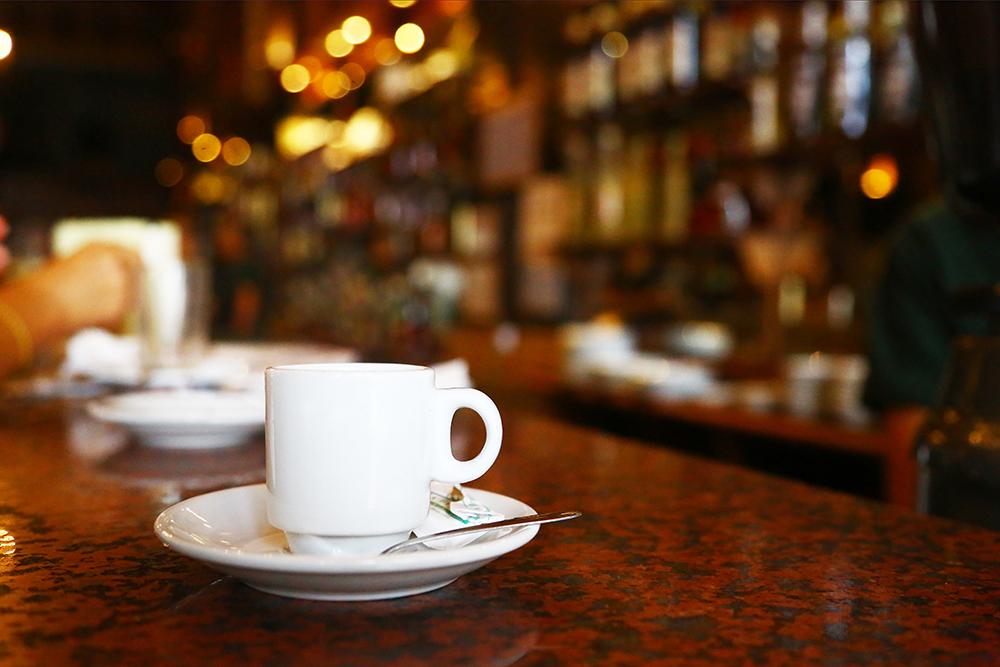 HISTORIC CAFÉS -