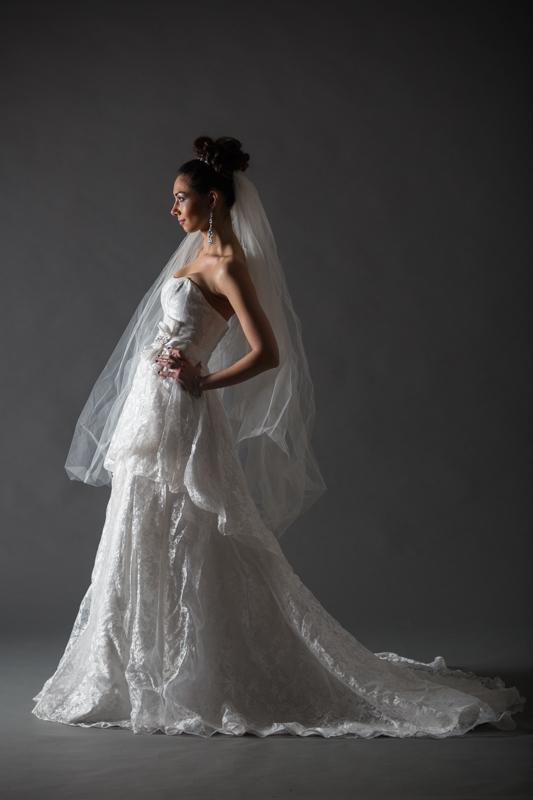 Model: Lauren Huff Dress: David's Bridal Hair: Nicole Westerfield Makeup: Eva@ Sephora Assistants: Tony Chang & Mary Topolski   Thanks everyone for making this happen!