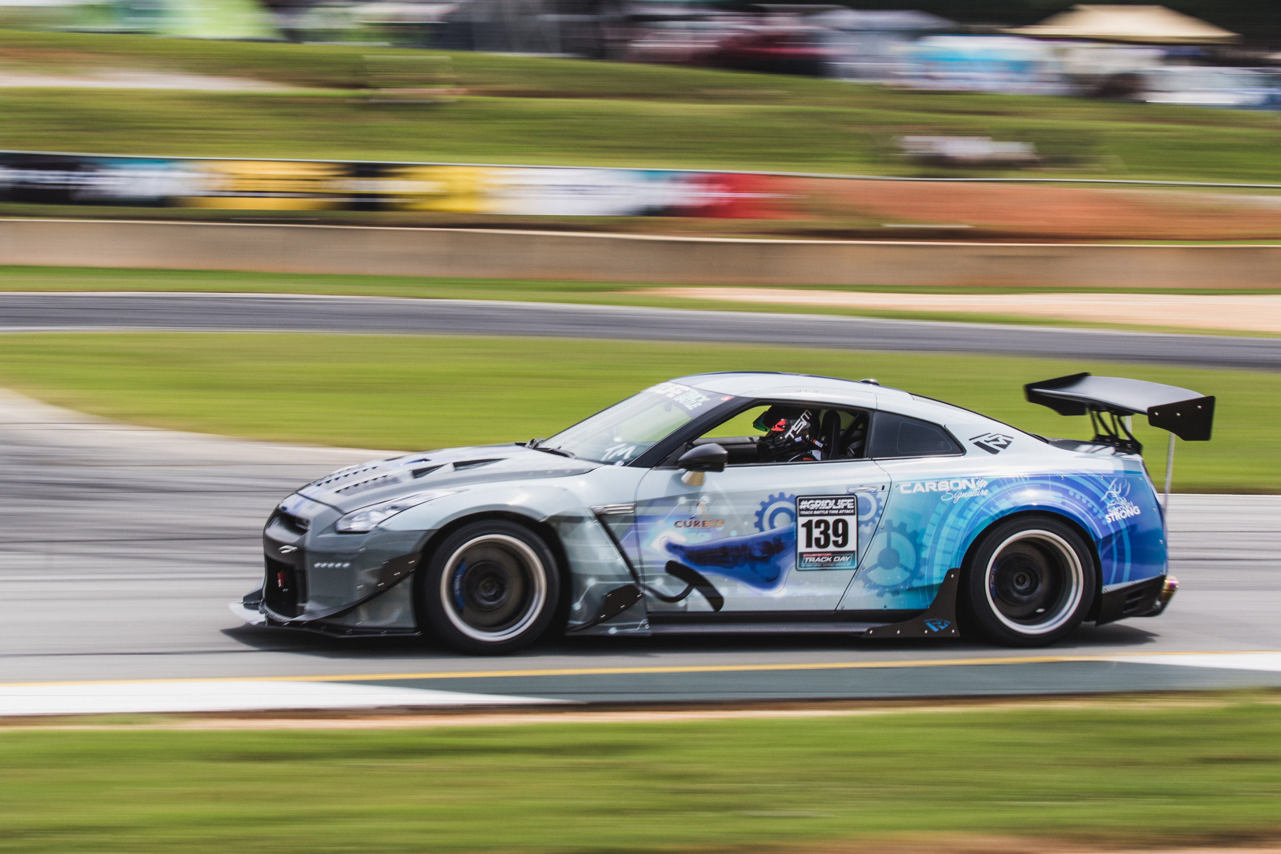 Time Attack - #GRIDLIFE South 2017