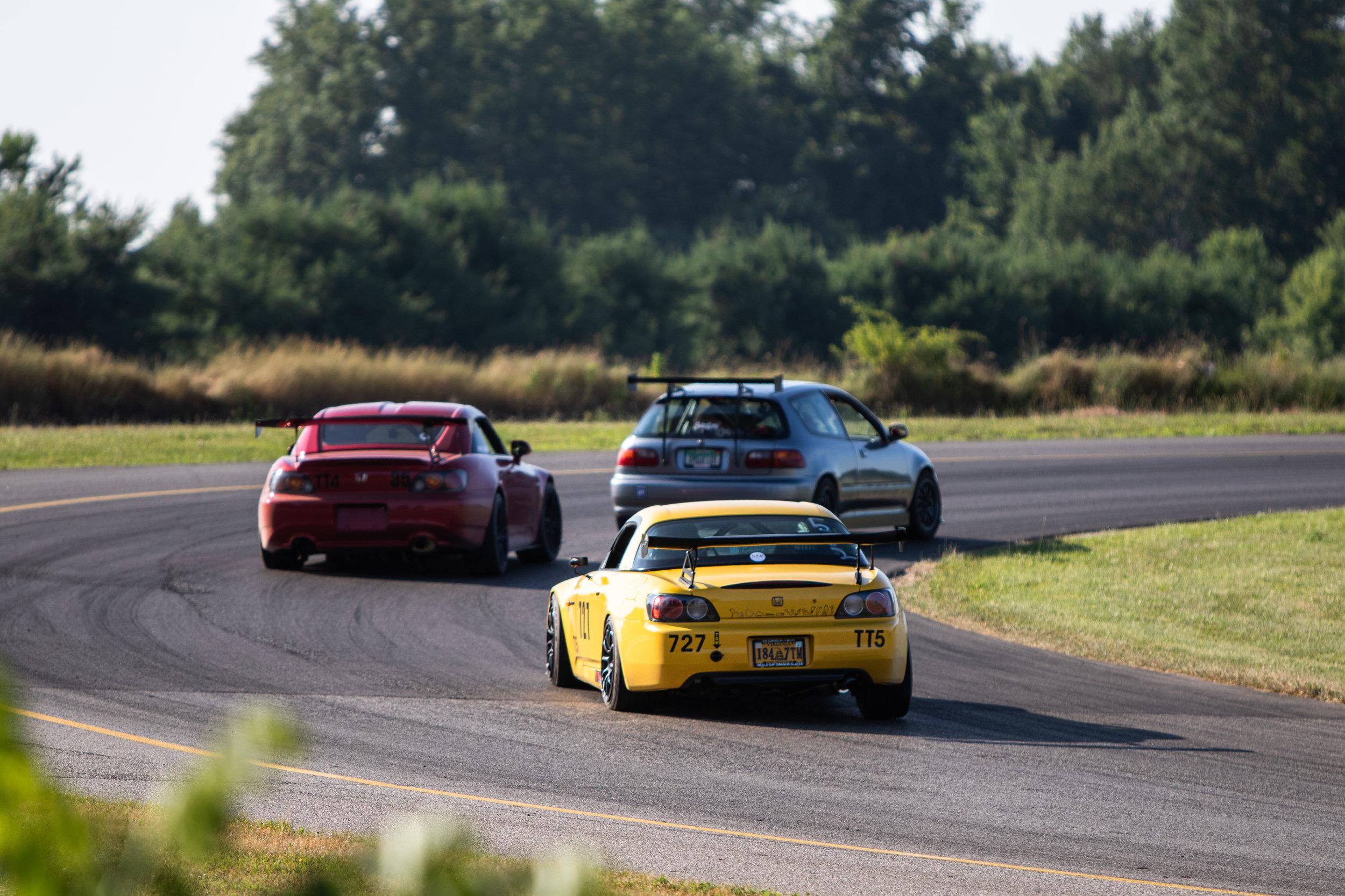 On Track -