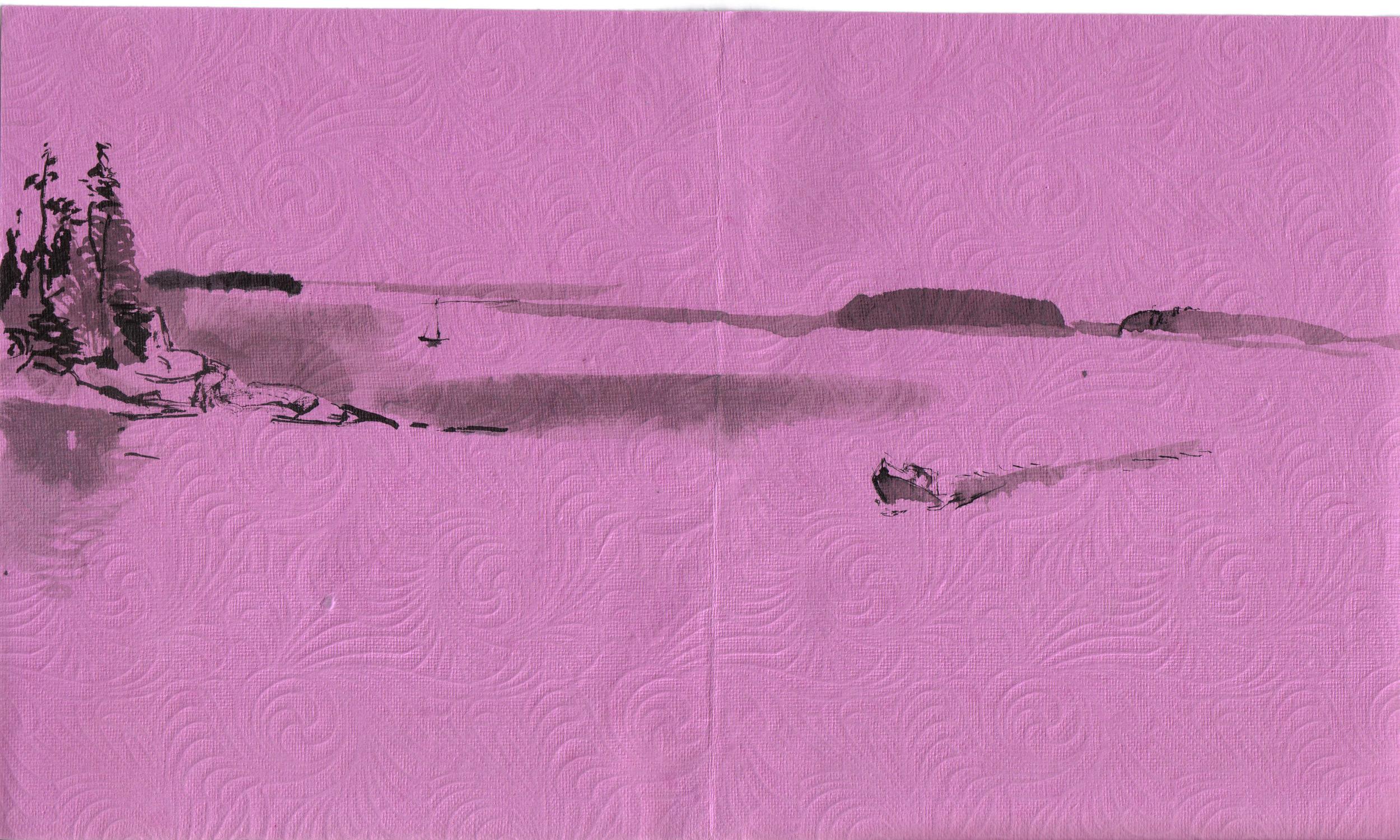 Pink Islands