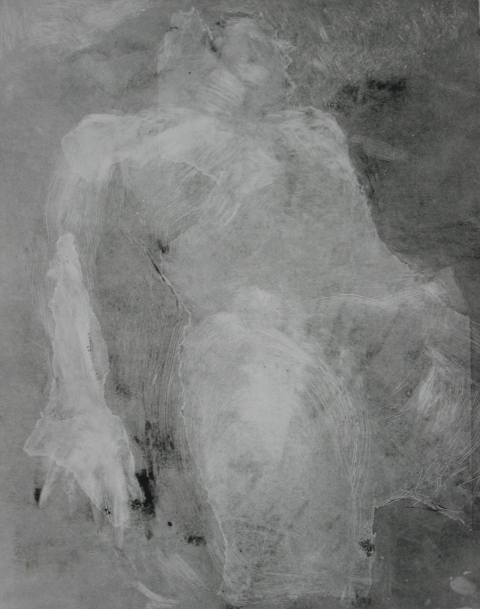 Reclining Figure Ghost