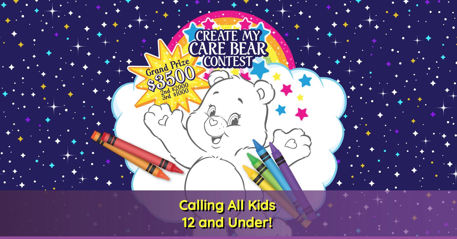 CREATE MY CARE BEAR CONTEST -