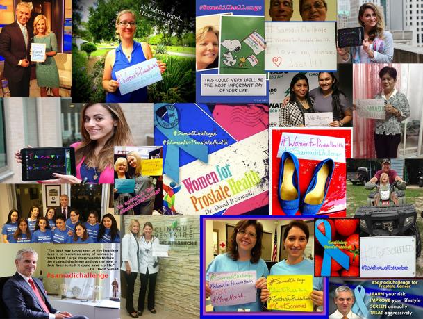 samadi challenge for women for mens health