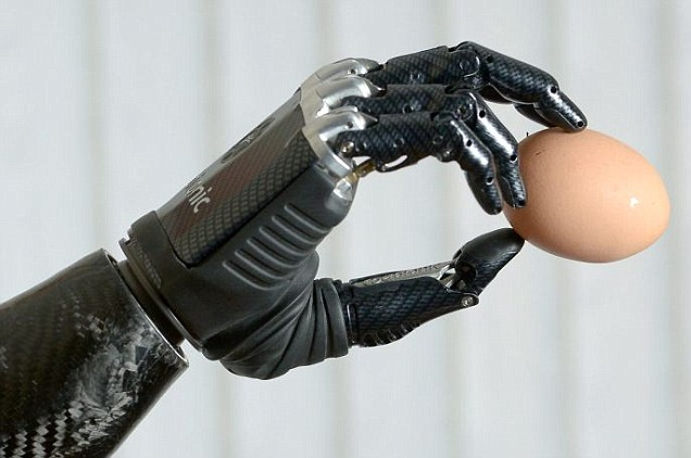 bionic hands and robotics future of medicine limb replacement bionic eyes