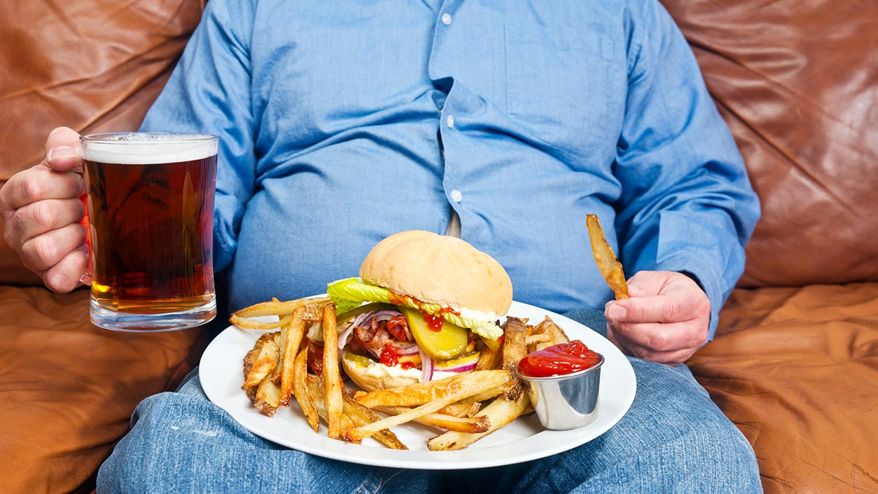 Americans & weight trouble - Dr. David Samadi