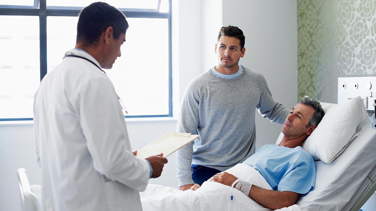 Combating High Risk Prostate Cancer - Dr. David Samadi