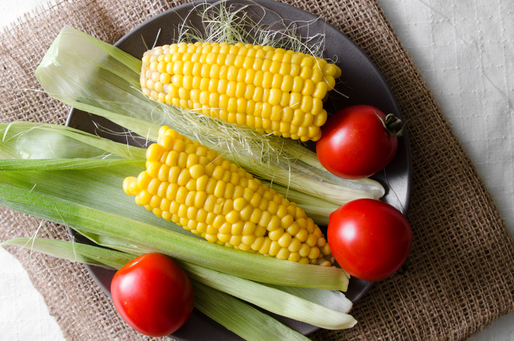 Ready-to-eat healthy vegetarian food