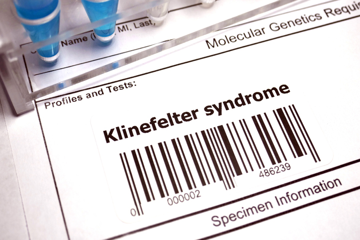 Genetic research abstract - Klinefelter syndrome