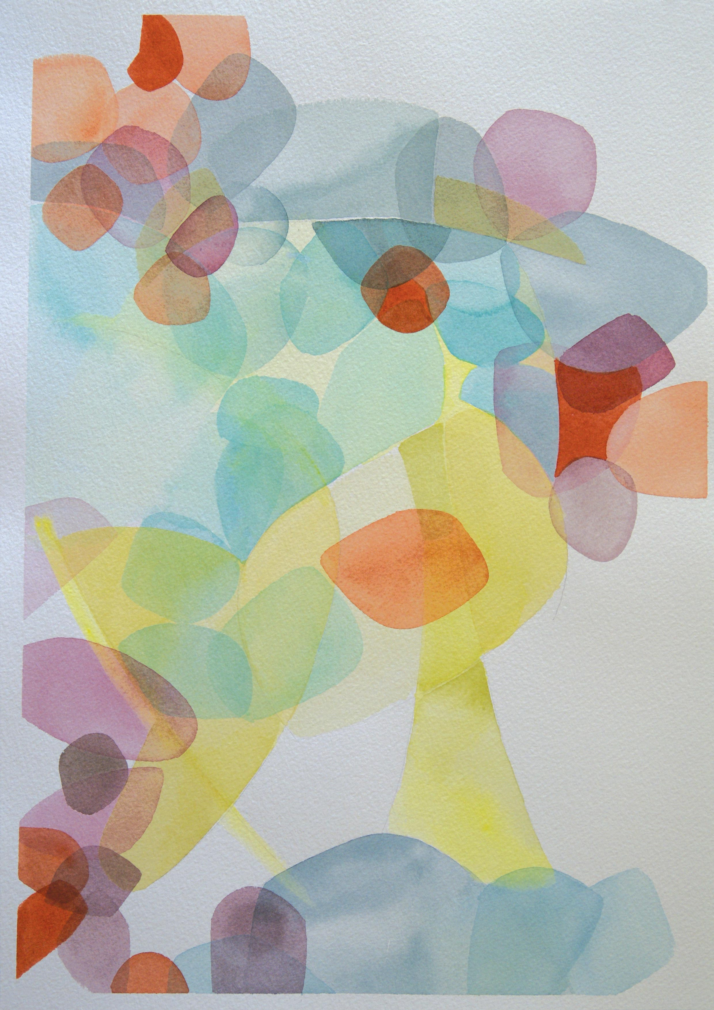 'Dance' A3 Watercolour painting on Arches Paper 300gsm  SOLD