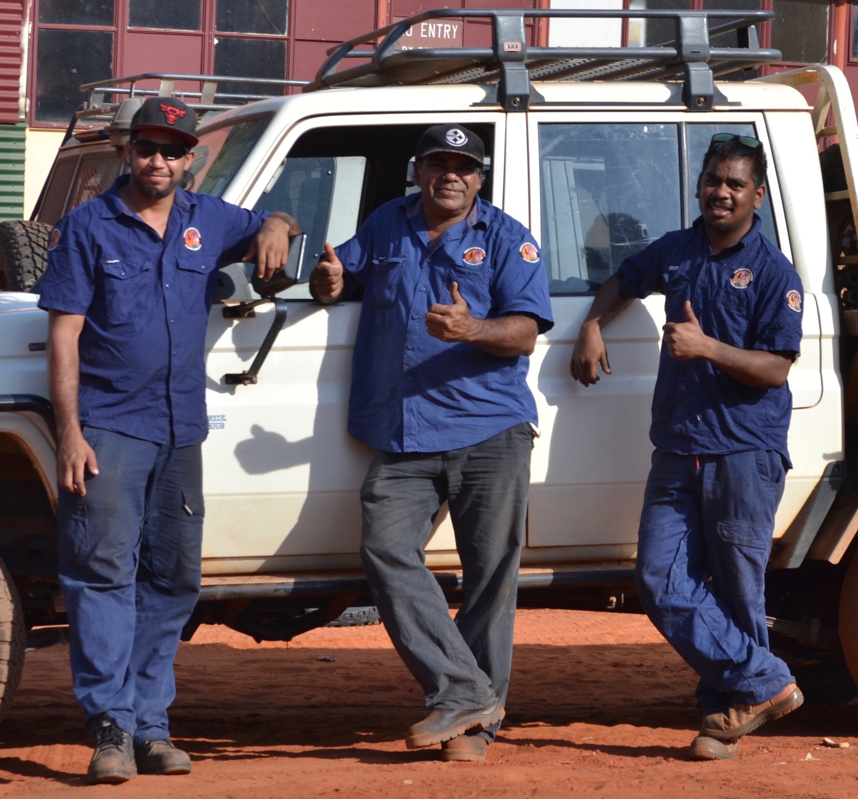 Nyikina Mangala Rangers