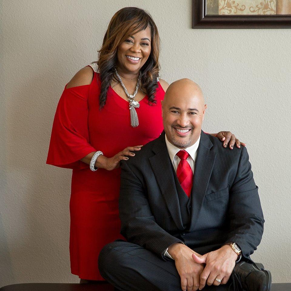 Eric & Dr. Sakeisha Hylick -