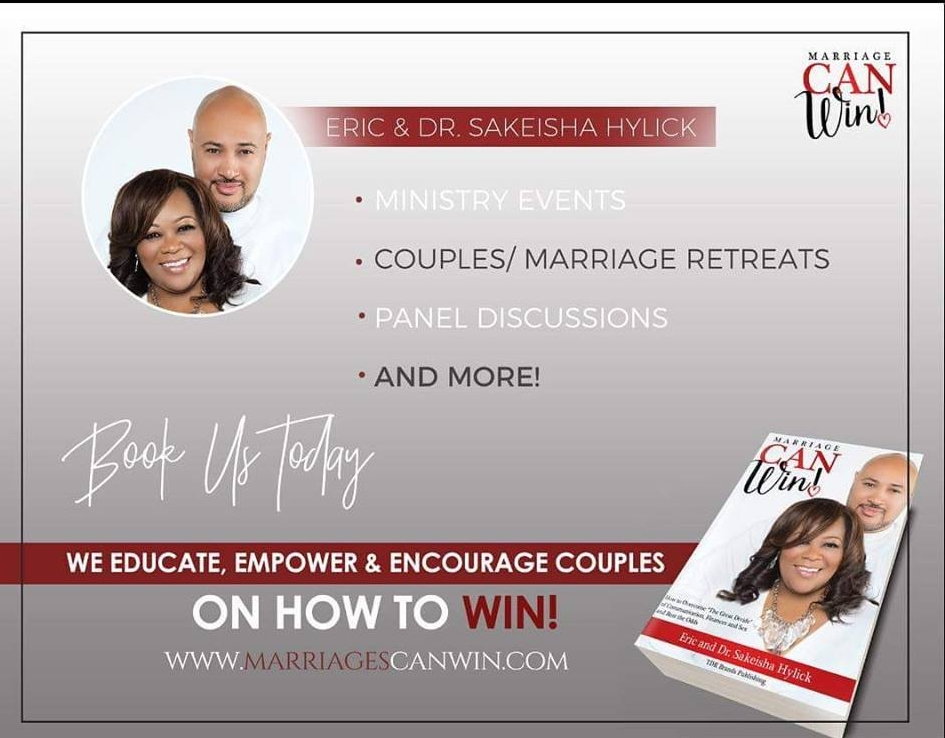 Book US! - The Hylick's are available for speaking engagements,seminars, workshops and book signings. Submit your request below for availability and one of our staff will contact you shortly.