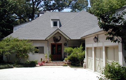Kirchoff residence