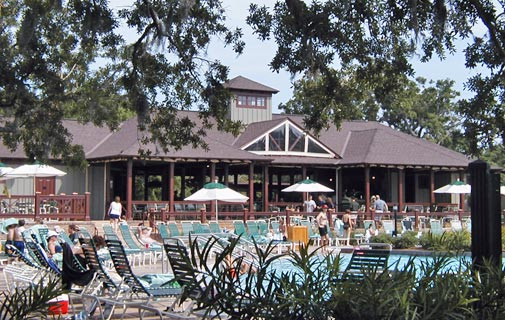 Marriott's Grand Hotel Pool Pavilion