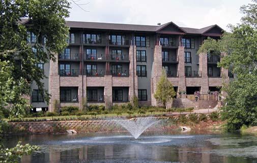 Marriott's Grand Hotel Spa Building Concept Design