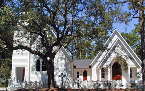 St. Paul's Episcopal Church - Magnolia Springs