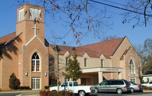 St. Lawrence Catholic Church