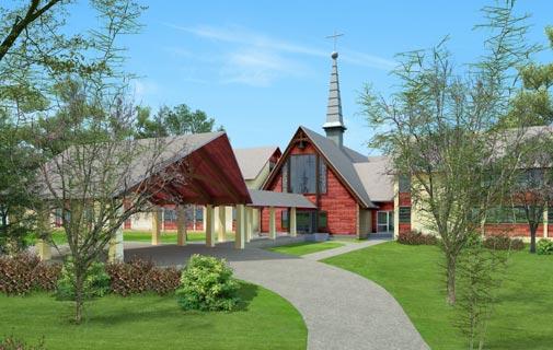 Blue Lake Wesley Chapel