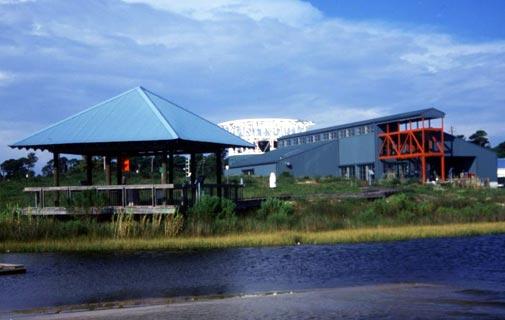 Estuarium, Sea Lab Architects, a joint venture