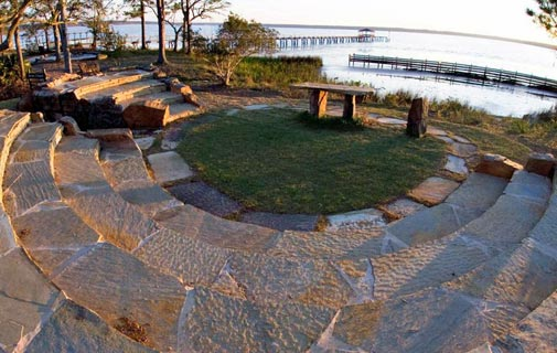Beckwith Camp Byrne Chapel/Amphitheater