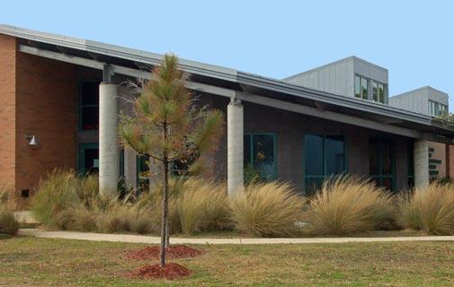 Dauphin Island Sea Lab Shelby Center