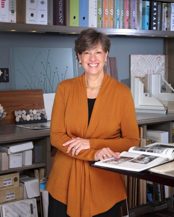 Gina Walcott     Principal