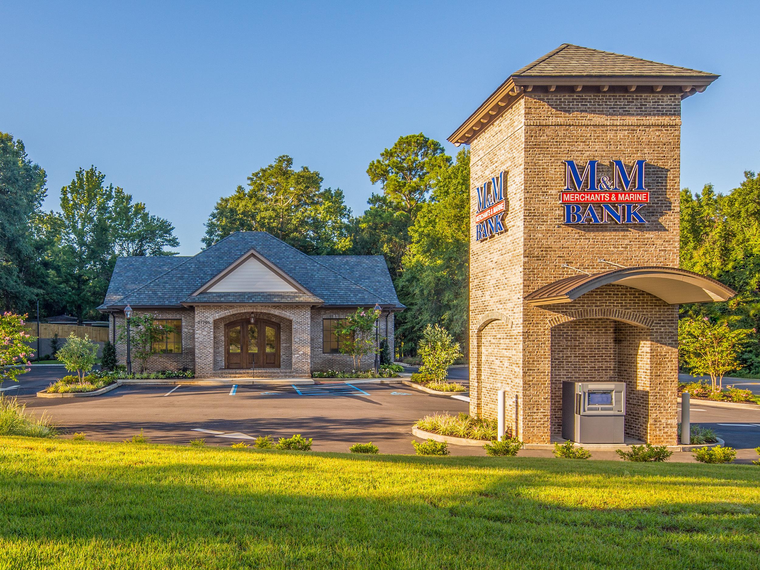 M & M Bank, Daphne