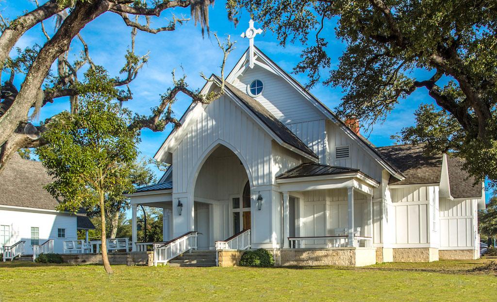Christ Episcopal Church, Bay St. Louis