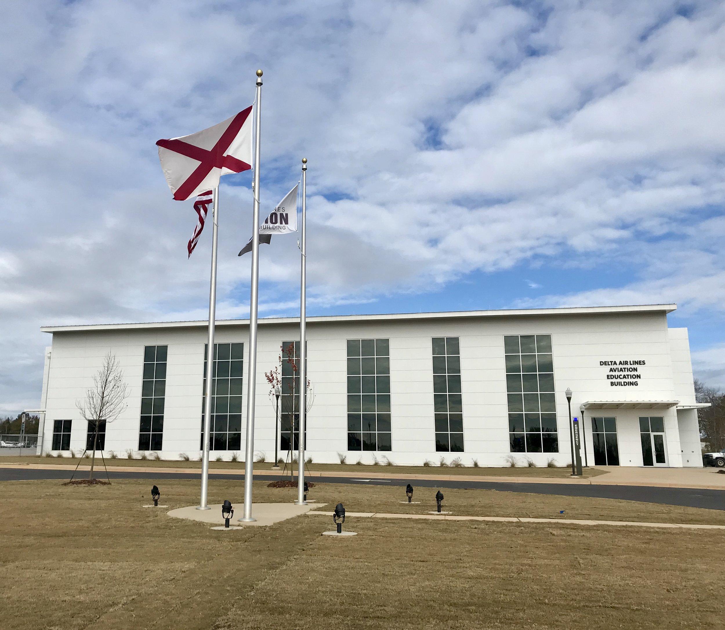 Delta Aviation Education Building, Auburn University