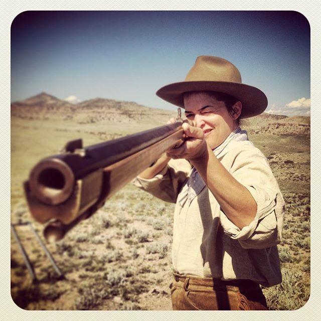Calamity Jane take 2 #calamityjane #girlpower #documentary #cowgirl