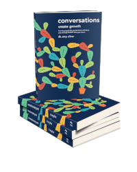 CLICK HERE FOR PRE-ORDERS OF AMY'S NEW BOOK _ CONVERSATIONS CREATE GROWTH
