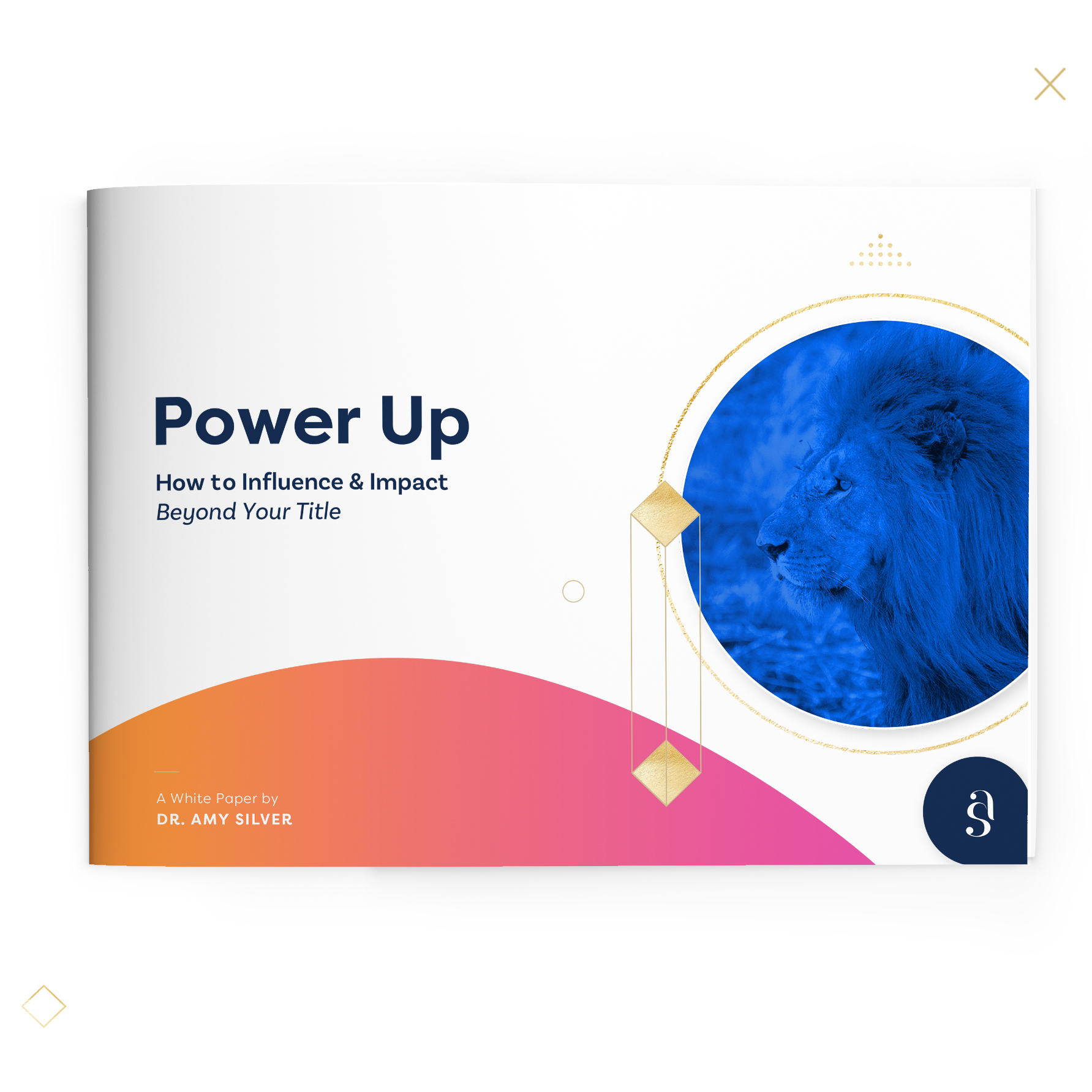 Click to download  the Dr Amy Silver's white paper:  Power Up - How to Influence & Impact Beyond Your Title