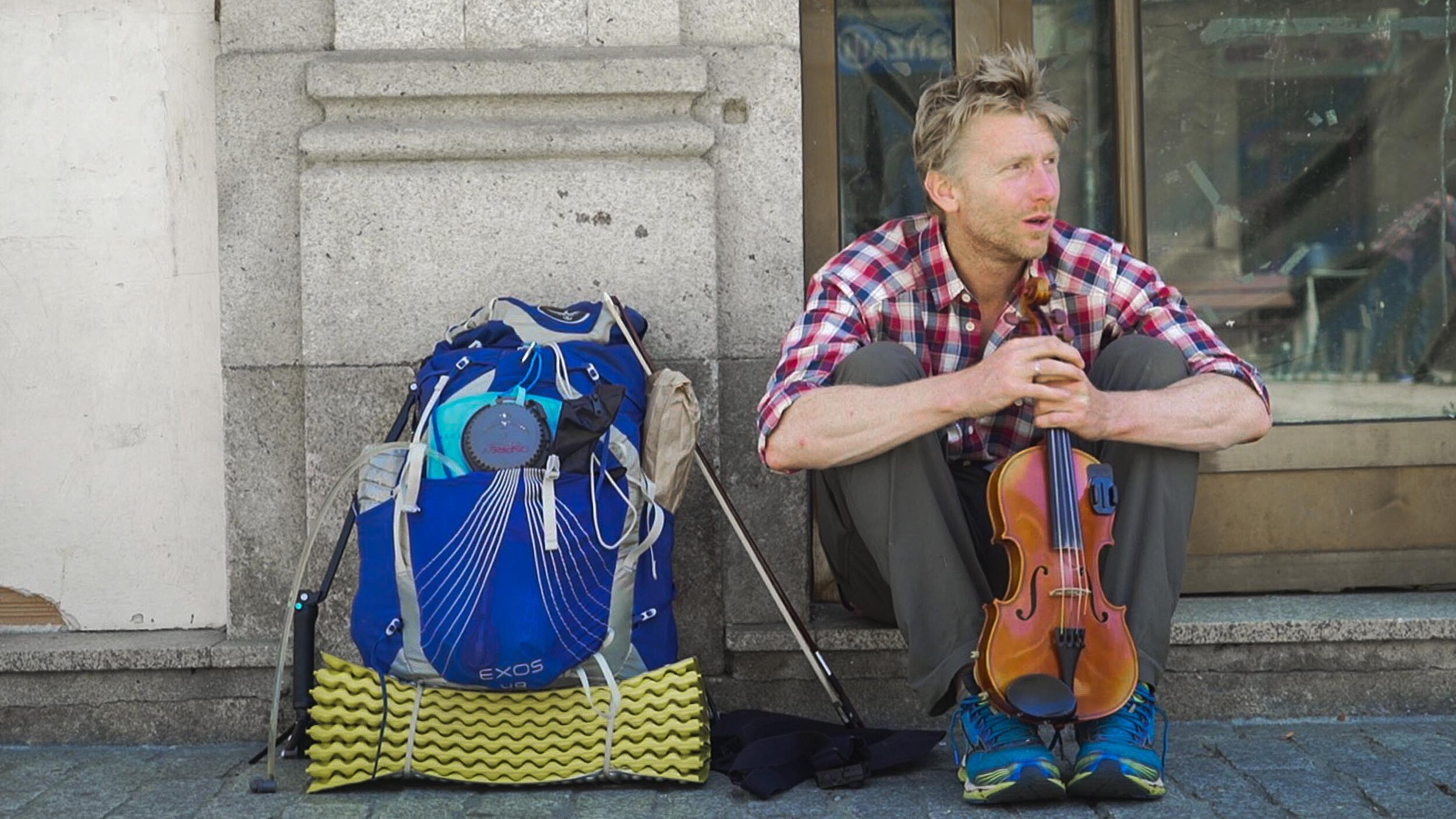 Alastair Humphreys (Photo courtesy Alastair Humphreys)