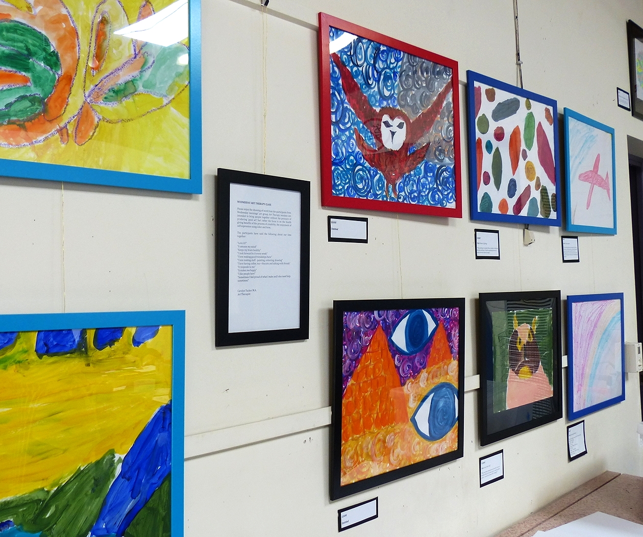 Amaroo Neighbourhood House exhibition