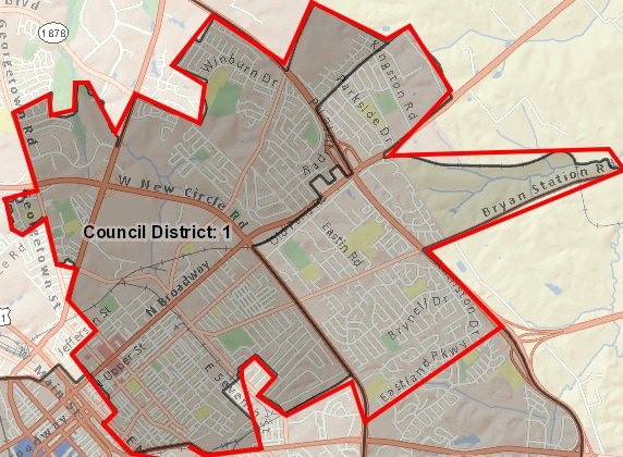 Please refer to this map for North & East End communities.