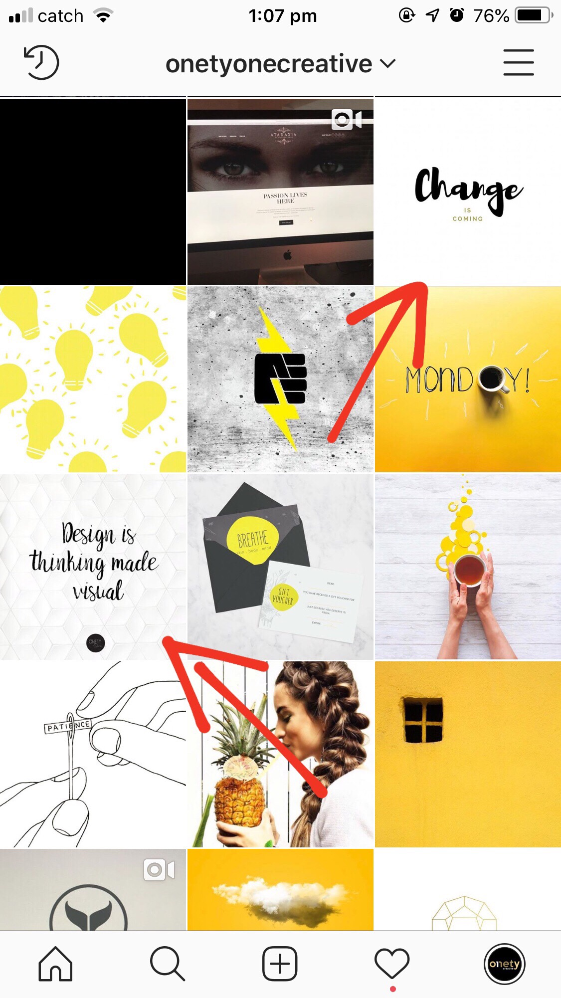 INSTAGRAM HACKS: 4 Ways to make your feed pop, spark and