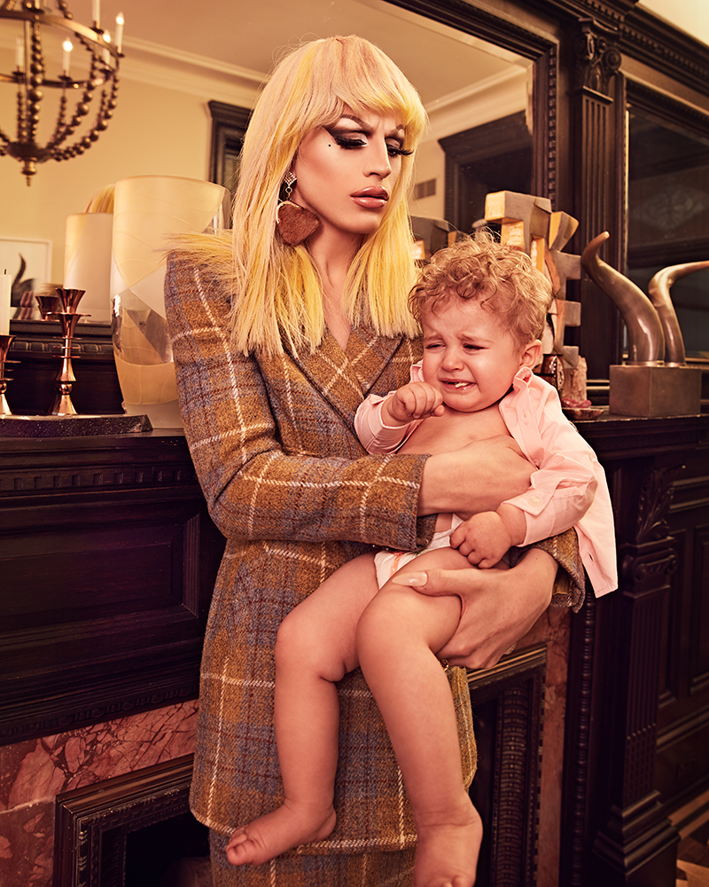 Aquaria: The Unreal Housewife of New York - Paper Magazine