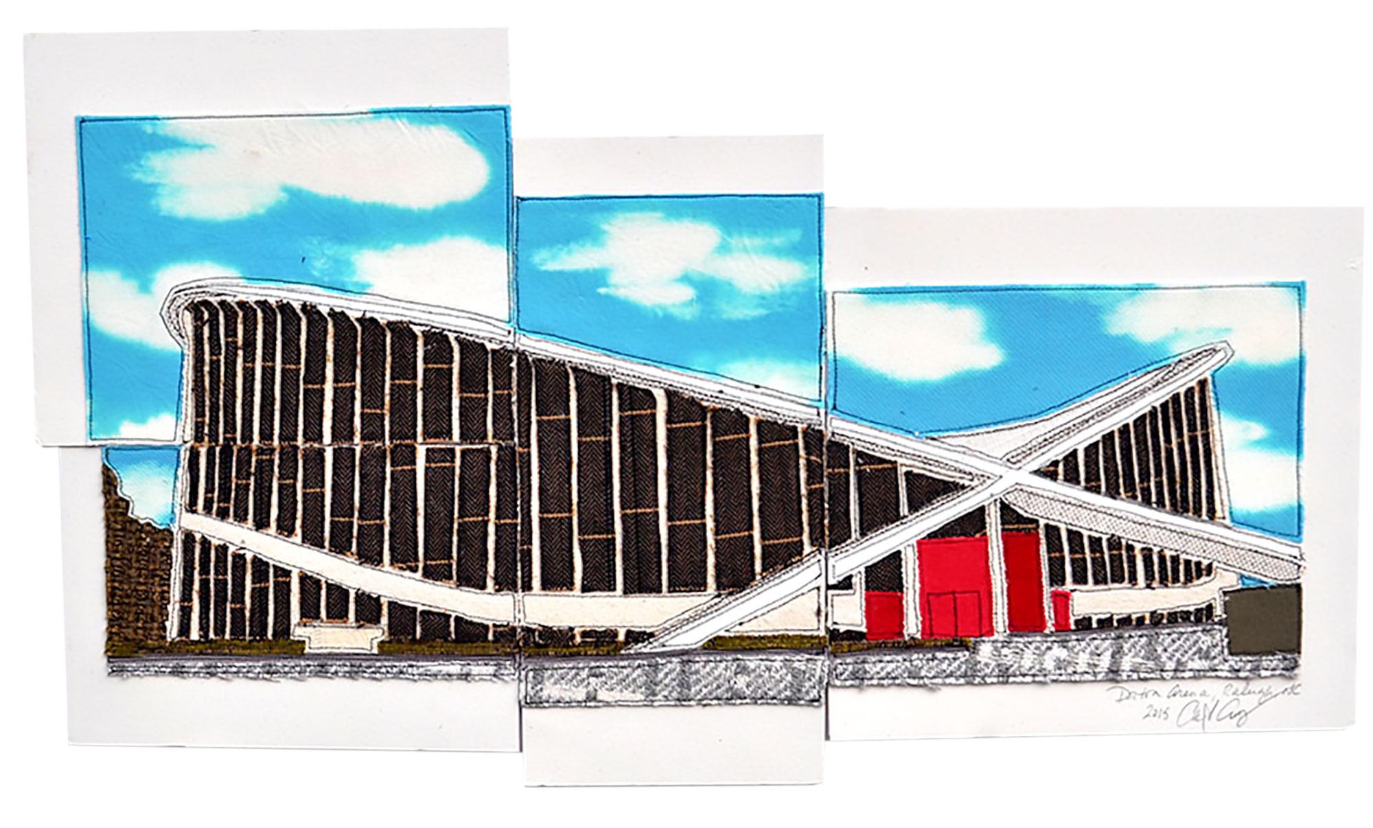 Dorton Arena II, Raleigh, NC, 2014