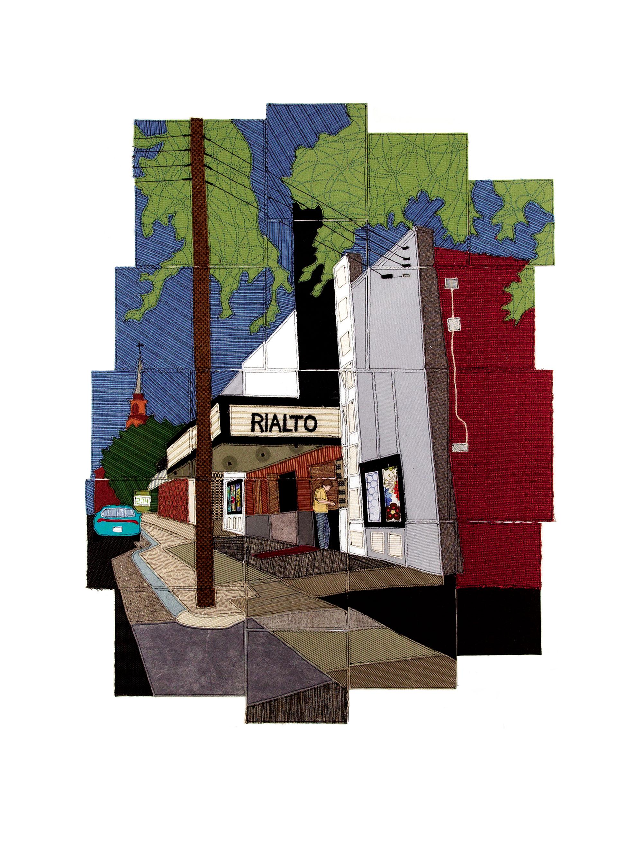 RIALTO THEATER*, Raleigh, NC, 2015